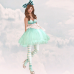 #03 Dimbula Rose Alice Dress