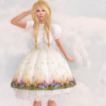 #08 Wretched Dollies Dress