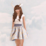 #10 World End Garden Dress
